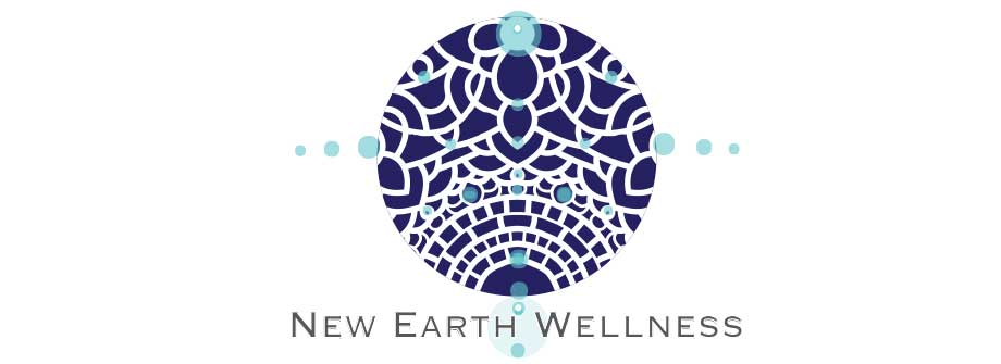 print design - new earth wellness